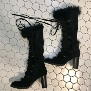 Coach Lucy Knee High Boot